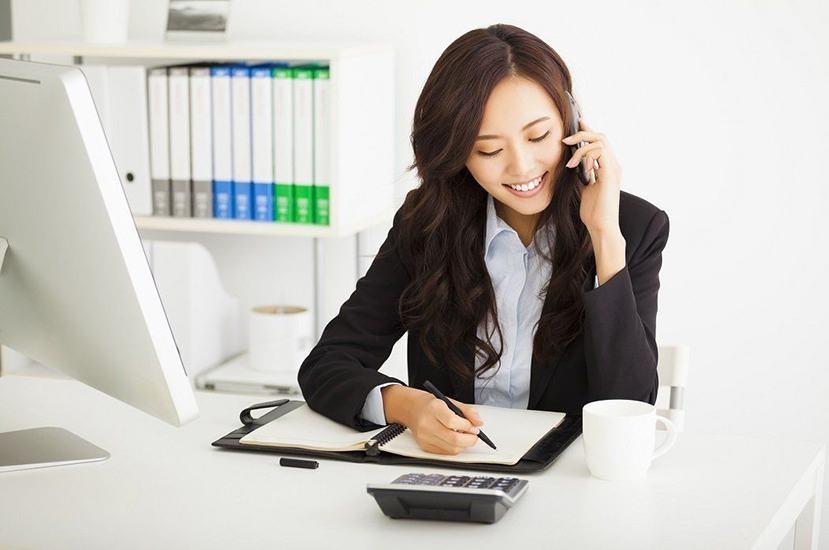 Nhân viên tư vấn nhiệt tình, hỗ trợ khách hàng một cách tối đa