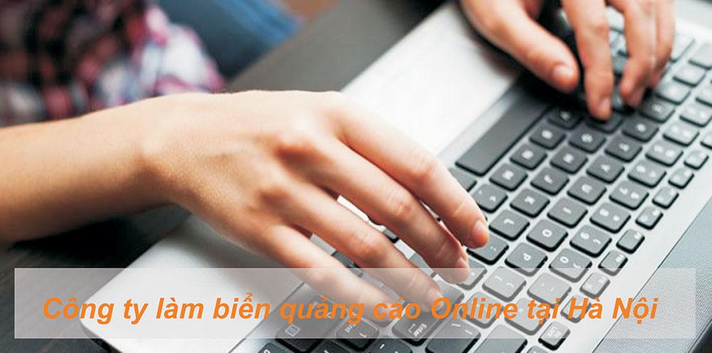 Làm biển quảng cáo online