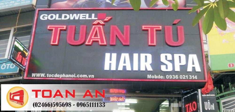 mẫu biển quảng cáo tóc đẹp 13