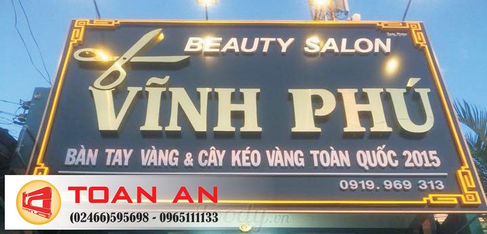 mẫu biển quảng cáo tóc đẹp 6