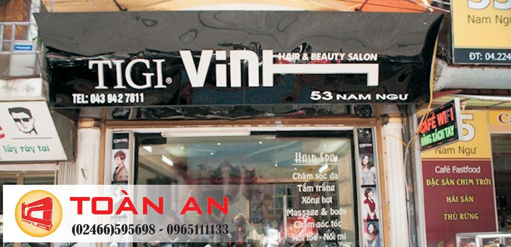 mẫu biển quảng cáo tóc đẹp 8