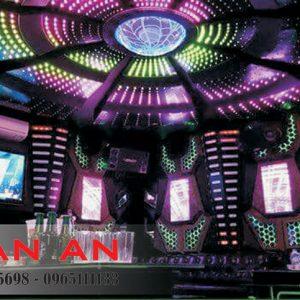 Mẫu phòng hát karaoke đẹp 1