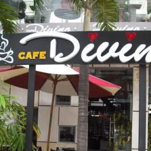biển quảng cáo quán cà phê đẹp
