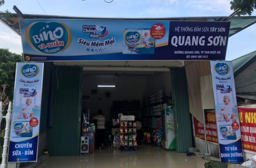 thi công biển hiệu quảng cáo tại Ninh Bình
