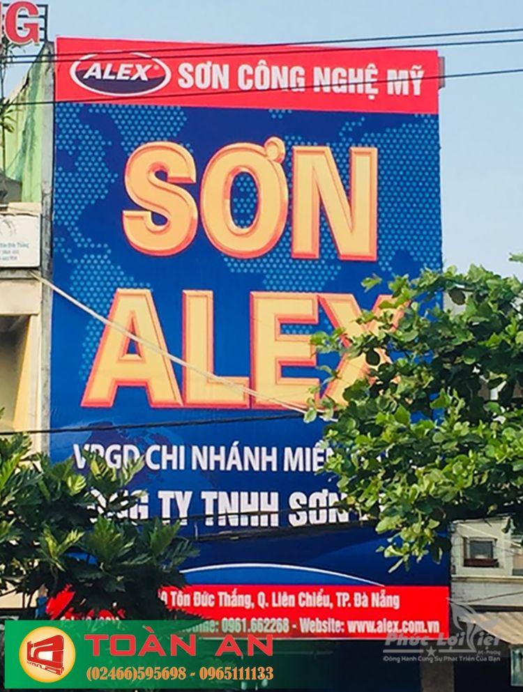 làm biển quảng cáo Đà Nẵng