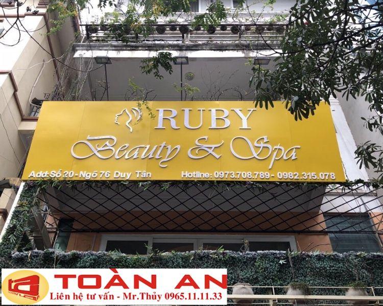 làm biển quảng cáo tại Nam Định