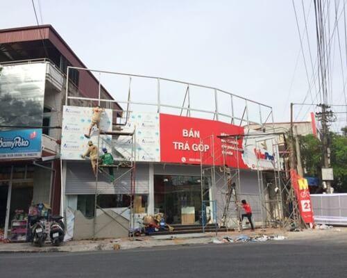 làm biển quảng cáo tại Sài Gòn
