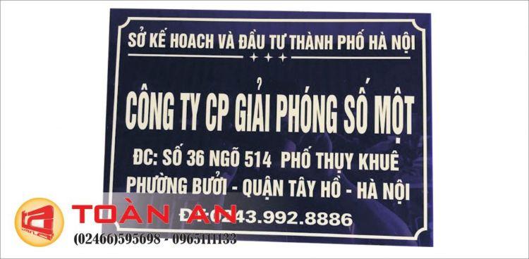 làm biển quảng cáo ở Vũng Tàu