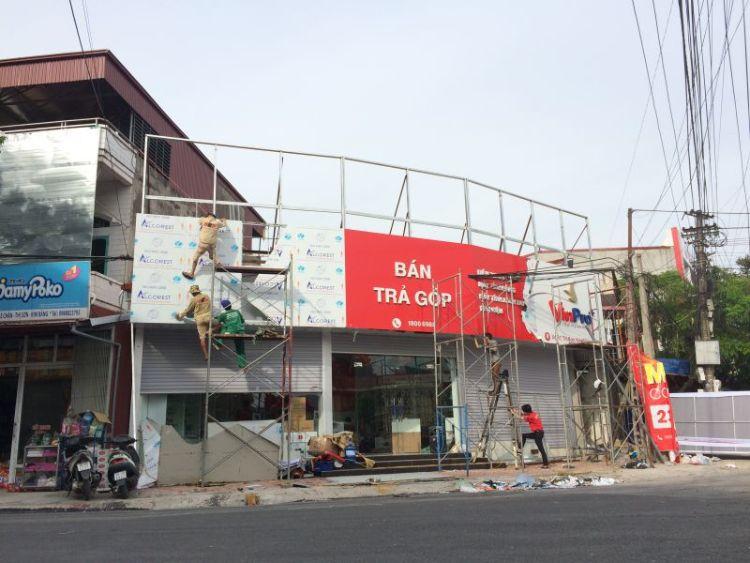biển quảng cáo Sài Gòn