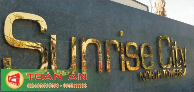 Toàn An là địa chỉ hàng đầu khi muốn làm biển quảng cáo