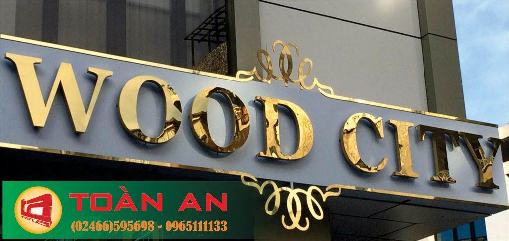 Ý tưởng thiết kế do Toàn An cung cấp hoàn toàn mới, mang nét đặc trưng thương hiệu riêng