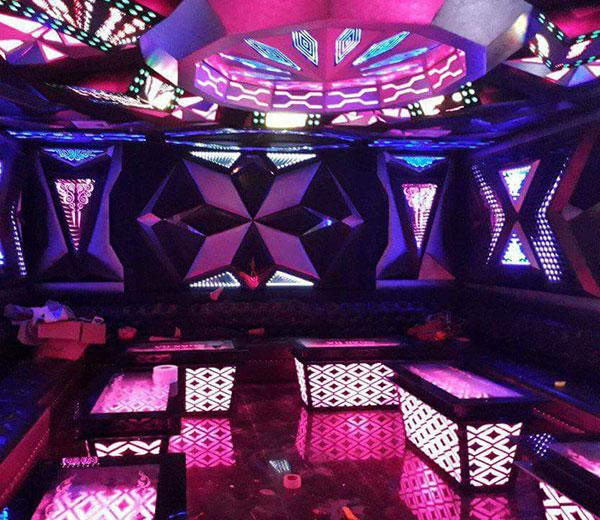 Thiết kế phòng hát karaoke gia đình
