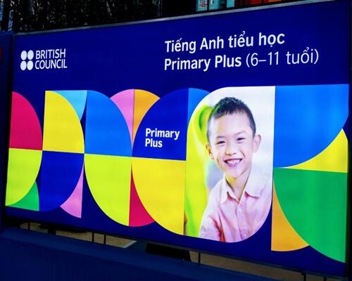 bảng quảng cáo đẹp