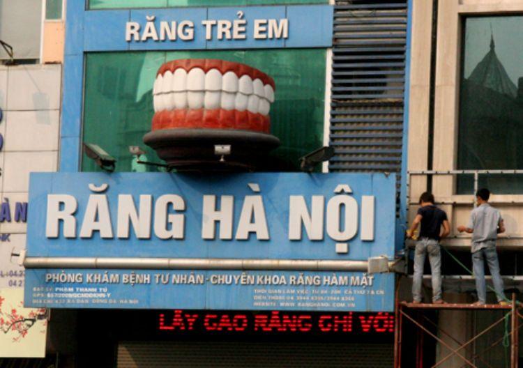 răng hà nội