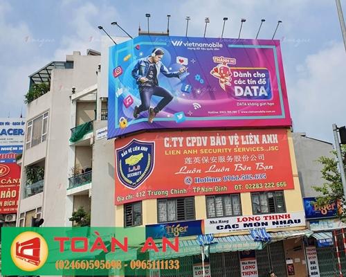 biển quảng cáo Nam Định