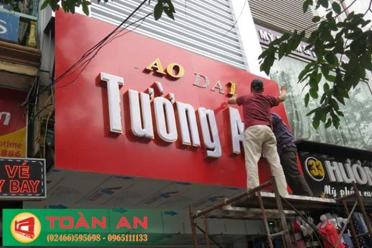 làm biển quảng cáo Bắc Giang